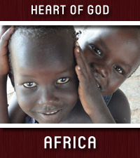 Heart of God Africa