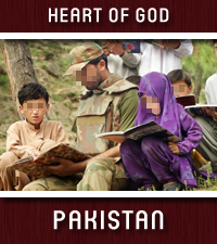 Heart of God Pakistan