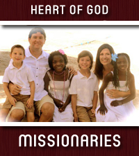 Heart of God Missionaries